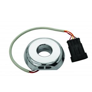 Canopla Deca 4124012 Com Sensor Torneira Eletronica 1180 Decalux CANOPLA COM SENSOR