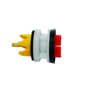 Reparo 4402474 Válvula Descarga Hydra de 1.1/4  2511/2515/2516/2517 EMBOLO 2515/2516