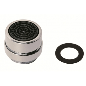 Arejador Deca 4690023 com Adaptador Cromado 6l/min rosca M20 P/ M24
