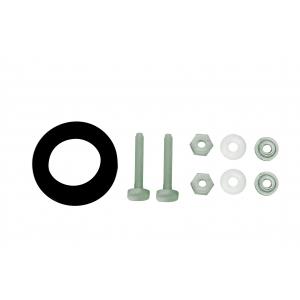 Fixação Vedação Guarnicao Parafuso Caixa Acoplada Deca Sm0601